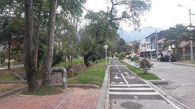 Calle-42 ciclovia