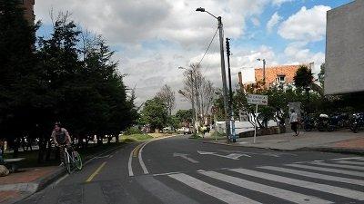 Calle-45 ciclovia