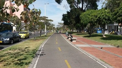 Calle-116 ciclovia